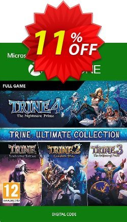 Trine: Ultimate Collection Xbox One Coupon discount Trine: Ultimate Collection Xbox One Deal - Trine: Ultimate Collection Xbox One Exclusive Easter Sale offer for iVoicesoft