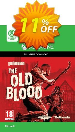 Wolfenstein: The Old Blood Xbox One - Digital Code Coupon discount Wolfenstein: The Old Blood Xbox One - Digital Code Deal - Wolfenstein: The Old Blood Xbox One - Digital Code Exclusive Easter Sale offer for iVoicesoft