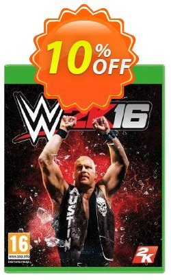 WWE 2K16 Xbox One - Digital Code Coupon discount WWE 2K16 Xbox One - Digital Code Deal - WWE 2K16 Xbox One - Digital Code Exclusive Easter Sale offer for iVoicesoft