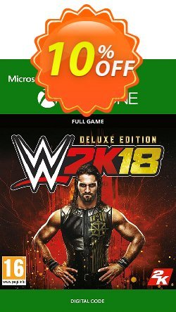 WWE 2K18 Deluxe Edition Xbox One Coupon discount WWE 2K18 Deluxe Edition Xbox One Deal - WWE 2K18 Deluxe Edition Xbox One Exclusive Easter Sale offer for iVoicesoft