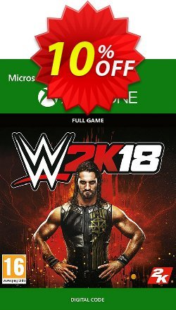 WWE 2K18 Xbox One Coupon discount WWE 2K18 Xbox One Deal - WWE 2K18 Xbox One Exclusive Easter Sale offer for iVoicesoft