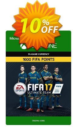 Fifa 17 - 1600 FUT Points - Xbox One  Coupon discount Fifa 17 - 1600 FUT Points (Xbox One) Deal - Fifa 17 - 1600 FUT Points (Xbox One) Exclusive Easter Sale offer for iVoicesoft