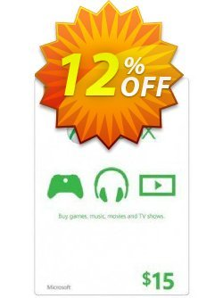 Microsoft Gift Card - $15 - Xbox One/360  Coupon discount Microsoft Gift Card - $15 (Xbox One/360) Deal - Microsoft Gift Card - $15 (Xbox One/360) Exclusive Easter Sale offer for iVoicesoft