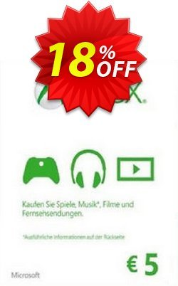 Microsoft Gift Card - €5 EUR Xbox One/360 Coupon discount Microsoft Gift Card - €5 EUR Xbox One/360 Deal - Microsoft Gift Card - €5 EUR Xbox One/360 Exclusive Easter Sale offer for iVoicesoft