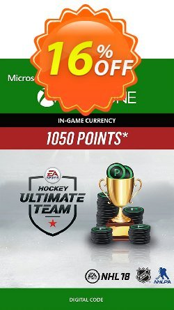 NHL 18: Ultimate Team NHL Points 1050 Xbox One Coupon discount NHL 18: Ultimate Team NHL Points 1050 Xbox One Deal - NHL 18: Ultimate Team NHL Points 1050 Xbox One Exclusive Easter Sale offer for iVoicesoft