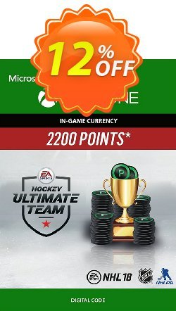 NHL 18: Ultimate Team NHL Points 2200 Xbox One Coupon discount NHL 18: Ultimate Team NHL Points 2200 Xbox One Deal - NHL 18: Ultimate Team NHL Points 2200 Xbox One Exclusive Easter Sale offer for iVoicesoft