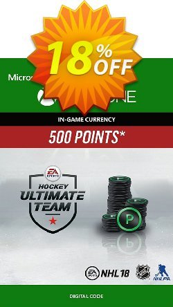 NHL 18: Ultimate Team NHL Points 500 Xbox One Coupon discount NHL 18: Ultimate Team NHL Points 500 Xbox One Deal - NHL 18: Ultimate Team NHL Points 500 Xbox One Exclusive Easter Sale offer for iVoicesoft