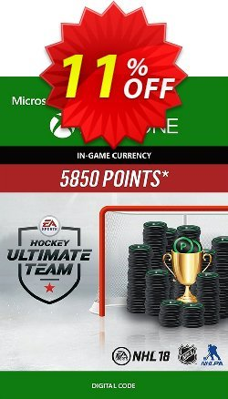 NHL 18: Ultimate Team NHL Points 5850 Xbox One Coupon discount NHL 18: Ultimate Team NHL Points 5850 Xbox One Deal - NHL 18: Ultimate Team NHL Points 5850 Xbox One Exclusive Easter Sale offer for iVoicesoft
