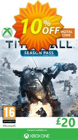 Titanfall Season Pass - Xbox Live - Xbox One/360  Coupon discount Titanfall Season Pass - Xbox Live (Xbox One/360) Deal - Titanfall Season Pass - Xbox Live (Xbox One/360) Exclusive Easter Sale offer for iVoicesoft