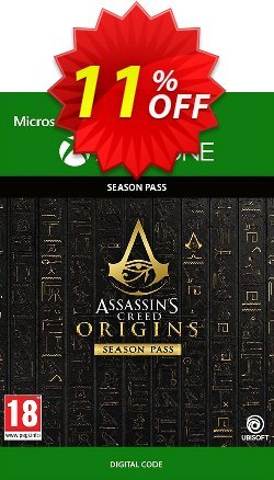 Assassins Creed Origins Season Pass Xbox One Coupon discount Assassins Creed Origins Season Pass Xbox One Deal - Assassins Creed Origins Season Pass Xbox One Exclusive Easter Sale offer for iVoicesoft