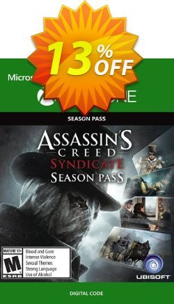Assassins Creed Syndicate Season Pass Xbox One Coupon discount Assassins Creed Syndicate Season Pass Xbox One Deal - Assassins Creed Syndicate Season Pass Xbox One Exclusive Easter Sale offer for iVoicesoft