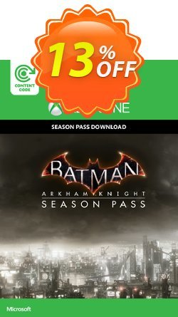 Batman Arkham Knight Season Pass Xbox One Coupon discount Batman Arkham Knight Season Pass Xbox One Deal. Promotion: Batman Arkham Knight Season Pass Xbox One Exclusive Easter Sale offer for iVoicesoft