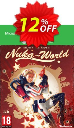 Fallout 4: Nuka World - Xbox One  Coupon discount Fallout 4: Nuka World (Xbox One) Deal - Fallout 4: Nuka World (Xbox One) Exclusive Easter Sale offer for iVoicesoft