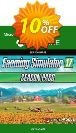 Farming Simulator 2017 Season Pass Xbox One Coupon discount Farming Simulator 2017 Season Pass Xbox One Deal - Farming Simulator 2017 Season Pass Xbox One Exclusive Easter Sale offer for iVoicesoft