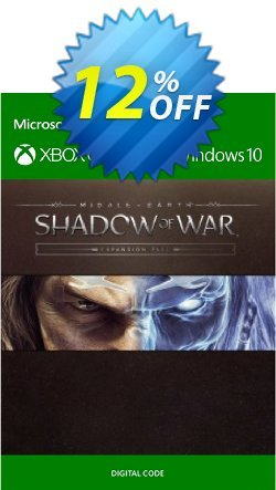 Middle-Earth: Shadow of War Expansion Pass Xbox One Coupon discount Middle-Earth: Shadow of War Expansion Pass Xbox One Deal - Middle-Earth: Shadow of War Expansion Pass Xbox One Exclusive Easter Sale offer for iVoicesoft