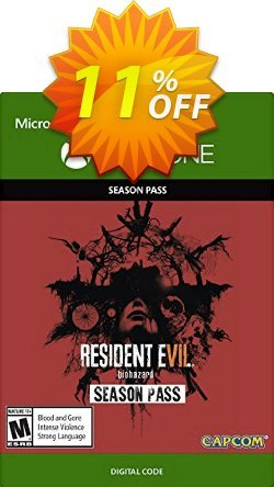 Resident Evil 7 - Biohazard Season Pass Xbox One Coupon discount Resident Evil 7 - Biohazard Season Pass Xbox One Deal - Resident Evil 7 - Biohazard Season Pass Xbox One Exclusive Easter Sale offer for iVoicesoft