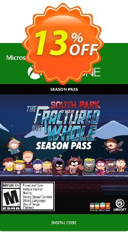South Park: The Fractured but Whole Season Pass Xbox One Coupon discount South Park: The Fractured but Whole Season Pass Xbox One Deal - South Park: The Fractured but Whole Season Pass Xbox One Exclusive Easter Sale offer for iVoicesoft
