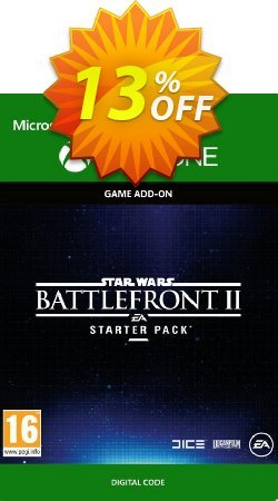 Star Wars Battlefront 2: Starter Pack Xbox One Coupon discount Star Wars Battlefront 2: Starter Pack Xbox One Deal - Star Wars Battlefront 2: Starter Pack Xbox One Exclusive Easter Sale offer for iVoicesoft