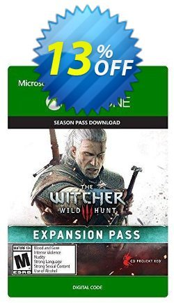 The Witcher 3: Wild Hunt Expansion Pass Xbox One - Digital Code Coupon discount The Witcher 3: Wild Hunt Expansion Pass Xbox One - Digital Code Deal - The Witcher 3: Wild Hunt Expansion Pass Xbox One - Digital Code Exclusive Easter Sale offer for iVoicesoft