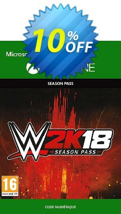 WWE 2K18 Season Pass Xbox One Coupon discount WWE 2K18 Season Pass Xbox One Deal - WWE 2K18 Season Pass Xbox One Exclusive Easter Sale offer for iVoicesoft