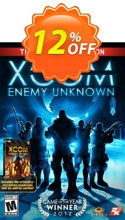 XCOM Enemy Unknown Complete Edition PC Coupon discount XCOM Enemy Unknown Complete Edition PC Deal - XCOM Enemy Unknown Complete Edition PC Exclusive offer for iVoicesoft