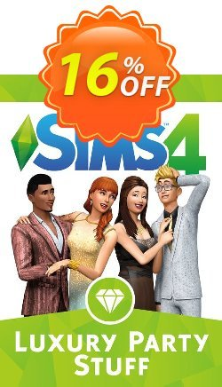 The Sims 4 - Luxury Party Stuff PC Coupon discount The Sims 4 - Luxury Party Stuff PC Deal - The Sims 4 - Luxury Party Stuff PC Exclusive offer for iVoicesoft