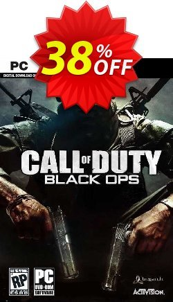 Call of Duty: Black Ops - PC  Coupon, discount Call of Duty: Black Ops (PC) Deal. Promotion: Call of Duty: Black Ops (PC) Exclusive offer for iVoicesoft