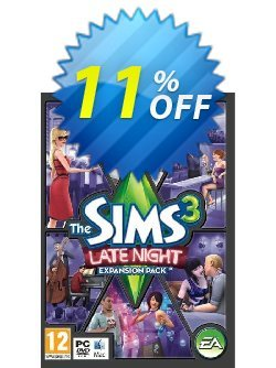 The Sims 3: Late Night - PC  Coupon discount The Sims 3: Late Night (PC) Deal - The Sims 3: Late Night (PC) Exclusive offer for iVoicesoft