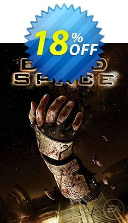 Dead Space PC Coupon discount Dead Space PC Deal - Dead Space PC Exclusive offer for iVoicesoft