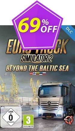 Euro Truck Simulator 2 Beyond the Baltic Sea DLC PC Coupon discount Euro Truck Simulator 2 Beyond the Baltic Sea DLC PC Deal - Euro Truck Simulator 2 Beyond the Baltic Sea DLC PC Exclusive offer for iVoicesoft