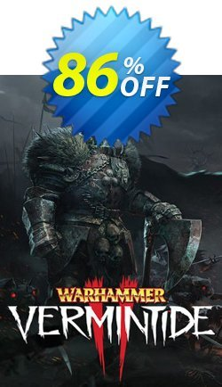 Warhammer Vermintide 2 PC Coupon, discount Warhammer Vermintide 2 PC Deal. Promotion: Warhammer Vermintide 2 PC Exclusive offer for iVoicesoft