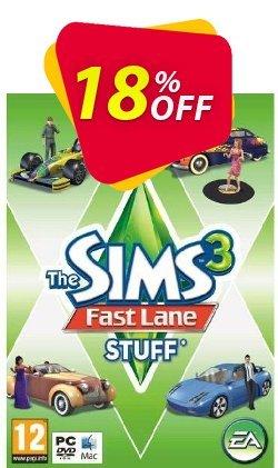 The Sims 3: Fast Lane Stuff - PC/Mac  Coupon discount The Sims 3: Fast Lane Stuff (PC/Mac) Deal - The Sims 3: Fast Lane Stuff (PC/Mac) Exclusive offer for iVoicesoft