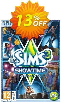 The Sims 3: Showtime - PC/Mac  Coupon discount The Sims 3: Showtime (PC/Mac) Deal - The Sims 3: Showtime (PC/Mac) Exclusive offer for iVoicesoft