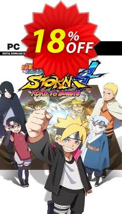 NARUTO SHIPPUDEN Ultimate Ninja STORM 4 Road to Boruto PC Coupon discount NARUTO SHIPPUDEN Ultimate Ninja STORM 4 Road to Boruto PC Deal - NARUTO SHIPPUDEN Ultimate Ninja STORM 4 Road to Boruto PC Exclusive offer for iVoicesoft