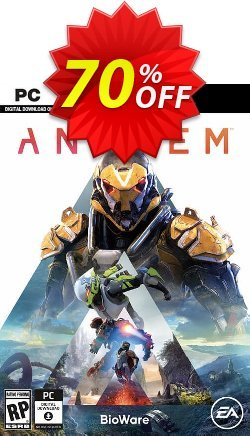 Anthem PC Coupon discount Anthem PC Deal - Anthem PC Exclusive offer for iVoicesoft