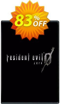 Resident Evil 0 HD PC Coupon discount Resident Evil 0 HD PC Deal - Resident Evil 0 HD PC Exclusive offer for iVoicesoft