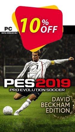 Pro Evolution Soccer - PES 2019 David Beckham Edition PC Coupon discount Pro Evolution Soccer (PES) 2021 David Beckham Edition PC Deal - Pro Evolution Soccer (PES) 2021 David Beckham Edition PC Exclusive offer for iVoicesoft