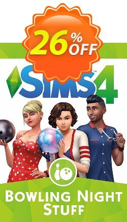 The Sims 4 - Bowling Night Stuff PC Coupon discount The Sims 4 - Bowling Night Stuff PC Deal - The Sims 4 - Bowling Night Stuff PC Exclusive offer for iVoicesoft