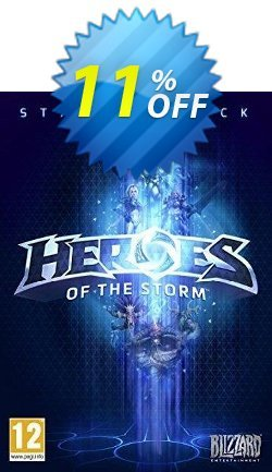 Heroes of the Storm Starter Pack PC/Mac Coupon discount Heroes of the Storm Starter Pack PC/Mac Deal. Promotion: Heroes of the Storm Starter Pack PC/Mac Exclusive offer for iVoicesoft