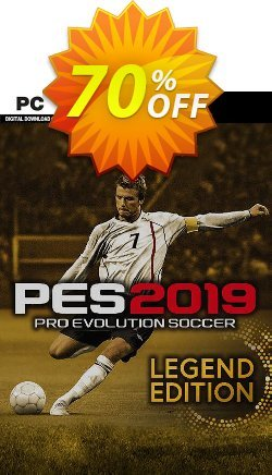 Pro Evolution Soccer - PES 2019 Legend Edition PC Coupon discount Pro Evolution Soccer (PES) 2021 Legend Edition PC Deal - Pro Evolution Soccer (PES) 2021 Legend Edition PC Exclusive offer for iVoicesoft