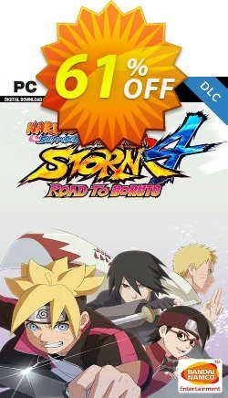 NARUTO SHIPPUDEN: Ultimate Ninja STORM 4 Road to Boruto DLC Coupon discount NARUTO SHIPPUDEN: Ultimate Ninja STORM 4 Road to Boruto DLC Deal - NARUTO SHIPPUDEN: Ultimate Ninja STORM 4 Road to Boruto DLC Exclusive offer for iVoicesoft