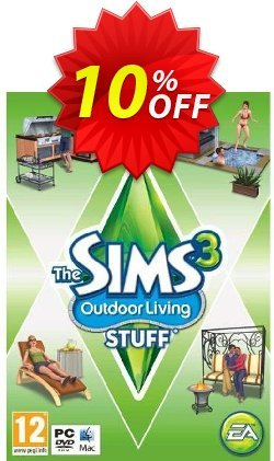 The Sims 3 - Outdoor Living Stuff - PC/Mac  Coupon discount The Sims 3 - Outdoor Living Stuff (PC/Mac) Deal - The Sims 3 - Outdoor Living Stuff (PC/Mac) Exclusive offer for iVoicesoft