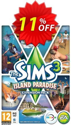 The Sims 3: Island Paradise PC Coupon discount The Sims 3: Island Paradise PC Deal - The Sims 3: Island Paradise PC Exclusive offer for iVoicesoft