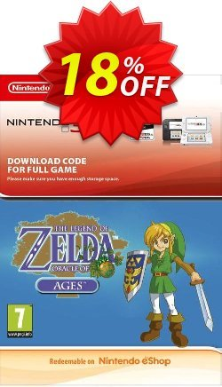 The Legend of Zelda: Oracle of Ages 3DS Coupon discount The Legend of Zelda: Oracle of Ages 3DS Deal 2021 CDkeys - The Legend of Zelda: Oracle of Ages 3DS Exclusive Sale offer for iVoicesoft