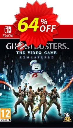 Ghostbusters: The Video Game Remastered Switch - EU  Coupon discount Ghostbusters: The Video Game Remastered Switch (EU) Deal 2021 CDkeys - Ghostbusters: The Video Game Remastered Switch (EU) Exclusive Sale offer for iVoicesoft