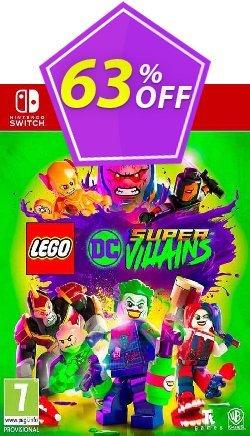 LEGO DC Super-Villains Switch - EU  Coupon discount LEGO DC Super-Villains Switch (EU) Deal 2021 CDkeys - LEGO DC Super-Villains Switch (EU) Exclusive Sale offer for iVoicesoft