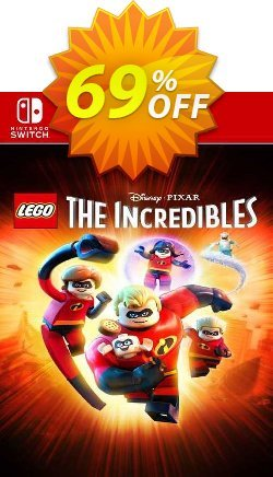 LEGO The Incredibles Switch - EU  Coupon discount LEGO The Incredibles Switch (EU) Deal 2021 CDkeys - LEGO The Incredibles Switch (EU) Exclusive Sale offer for iVoicesoft