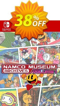 Namco Museum Archives Vol 1 Switch - EU  Coupon discount Namco Museum Archives Vol 1 Switch (EU) Deal 2021 CDkeys - Namco Museum Archives Vol 1 Switch (EU) Exclusive Sale offer for iVoicesoft