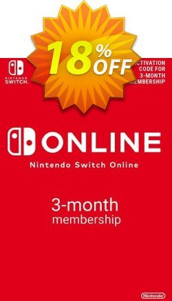 Nintendo Switch Online 3 Month - 90 Day Membership Switch - AUS/NZ  Coupon discount Nintendo Switch Online 3 Month (90 Day) Membership Switch (AUS/NZ) Deal 2021 CDkeys - Nintendo Switch Online 3 Month (90 Day) Membership Switch (AUS/NZ) Exclusive Sale offer for iVoicesoft
