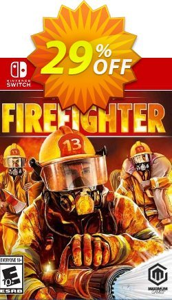 Real Heroes: Firefighter Switch - EU  Coupon discount Real Heroes: Firefighter Switch (EU) Deal 2021 CDkeys. Promotion: Real Heroes: Firefighter Switch (EU) Exclusive Sale offer for iVoicesoft